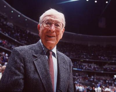 JOHN WOODEN UCLA