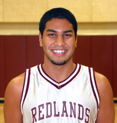 Amir_Mazarei (Photo by University of Redlands)