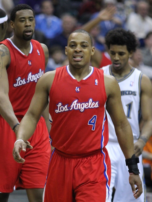 Wizards v/s Clippers 03/12/11