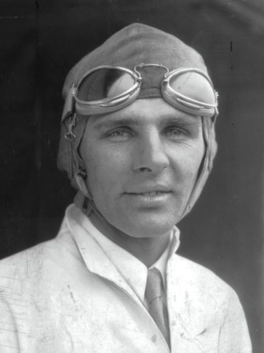 Louis Meyer, 1928 Indy champion